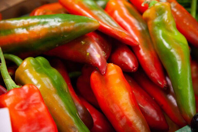 proprietà del peperone dolce